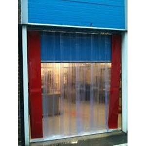 Tirai Plastik PVC tangerang dan Serpong Murah HP 0821 1059 5912