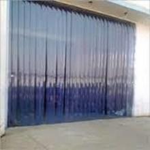 Plastik Curtain transparan Pondok gede