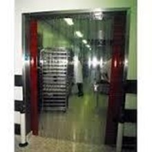 PVC Curtain Curug Curtain (installation on site)
