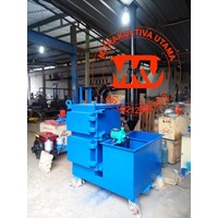 INCINERATOR Double Burner 5 kg 1