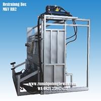 Jual Perebah Sapi - Restraining Box MARK IV Design