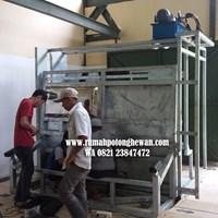 Perebah Sapi - Restraining Box MARK IV Design