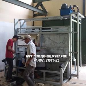 Dari Perebah Sapi - Restraining Box MARK IV Design 1
