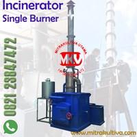 Incinerator Single Burner 5K