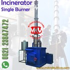 Incinerator Single Burner 10K 1