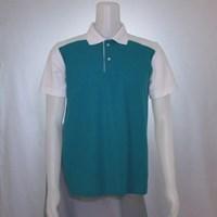 Kaos Polo Shirt Kombinasi