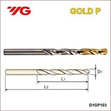 Mata Bor / Drill Bit / Gold P Drill