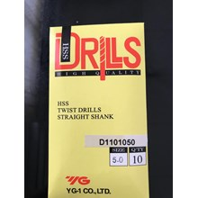 Drill HSS YG1