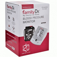 Blood Pressure Monitor Family Dr