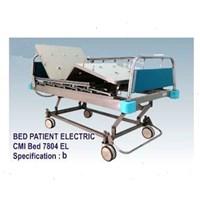 Jual Tempat Tidur Pasien - Bed Pasien Electric 3 Motor + Central Lock (b)