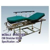 Emergency Eyewash - CMI Mobile Stretcher (a2)