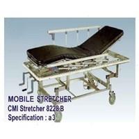 Jual Tempat Tidur Pasien - Mobile Stretcher (a3)