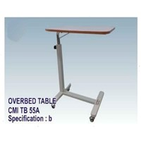 Meja Operasi - CMI Over Bed Table (b)