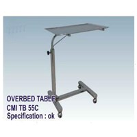 Jual Meja Operasi - CMI Oved Bed Table OK