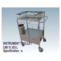 Jual Meja Operasi - CMI Instrument Trolley 335 (a)