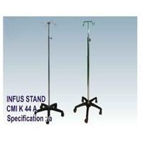 Jual P3K - CMI Infus Stand 5 Kaki Plastic (4 Hook )
