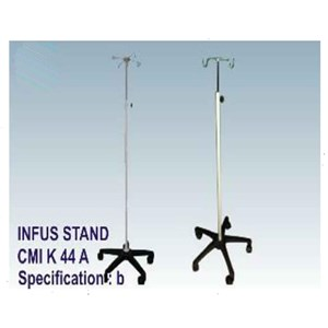 Sell First aid-CMI Infusion Stand-5 Leg Plastic (4 Hooks) from Indonesia by  PT  Darnait Diazkofa Internasional,Cheap Price