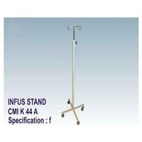 Jual P3K - CMI Infus Stand 4 Kaki Steel (4 Hook)