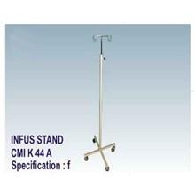 P3K - CMI Infus Stand 4 Kaki Steel (4 Hook)