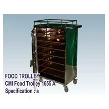 Lemari Asam - CMI Food Trolley