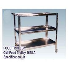 Lemari Asam - CMI Food Trolley (b)