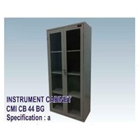 Hood-Cmi Instrument Cabinet
