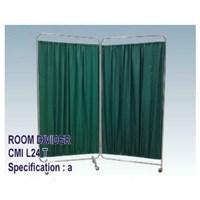 Jual Tirai Rumah Sakit - CMI Room Divider
