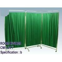 Jual Tirai Rumah Sakit - CMI Room Divider (b)