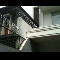 Razor Wire House
