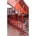 APAR Trolley untuk alat pemadam kebakaran 1