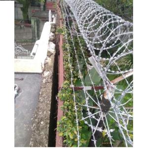 Spesialis Pemasangan Pagar Kawat Duri & Razor Wire 4 By Nayakanaya Sumber Teknika