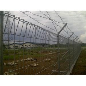 pagar brc murah By Nayakanaya Sumber Teknika