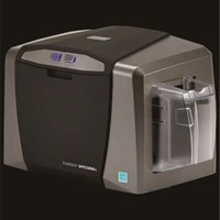 Printer Fargo DTC 1250e