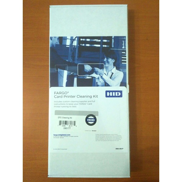 Cleaning Kit Printer Fargo DTC 1000me
