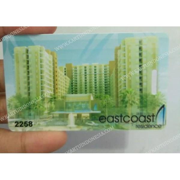 Kartu RFID Proximity 125Khz murah