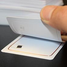 Kartu RFID Mifare 13.56 Mhz Warna Murah