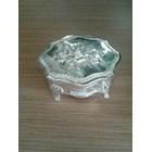 Tempat perhiasan aluminium bunga  (SB-1029) 1