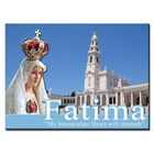 WP2813-2D1  Pajangan Meja 2D Maria Fatima 1