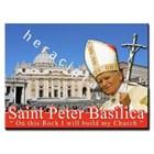 WP2813-2D3  Pajangan meja 2D - Saint Peter Basilica 1
