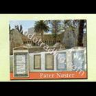 WP2814-3D8   Pajangan Meja 2D - Pater Noster 1