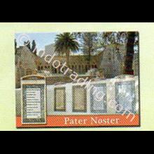 WP2814-3D8   Pajangan Meja 2D - Pater Noster