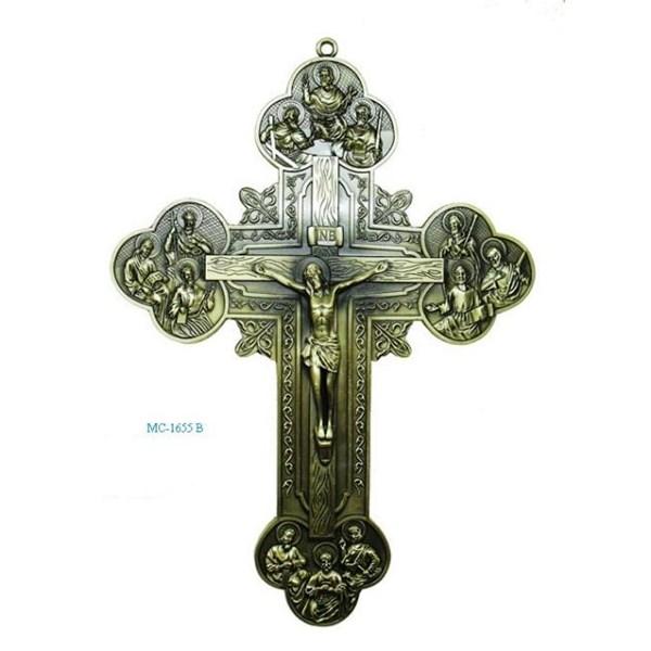 Metal Cross Usual Mcr 1655 B