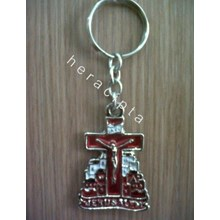 GK-01 Key chain Jesus cross jerusalem