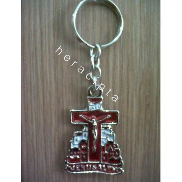 GK-01 Salib Merah Corpus bg Kota (Jerusalem)