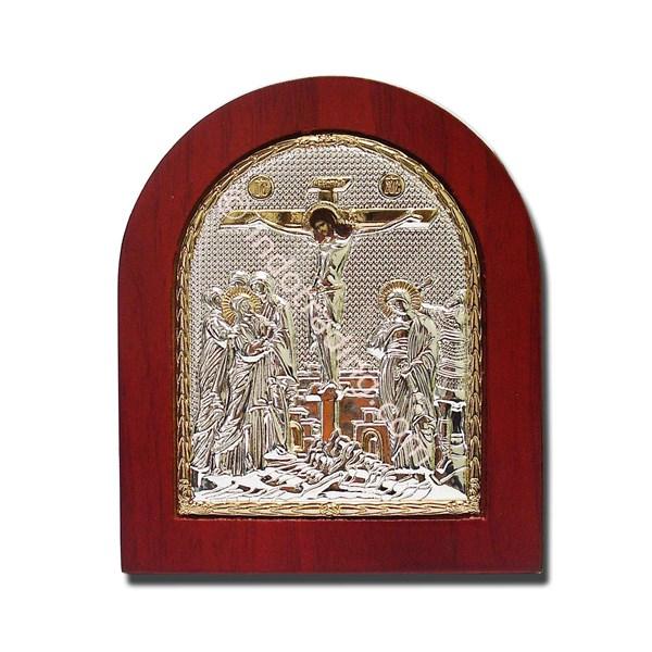 Icon gbr Yesus di Salib 15cm (MI-017)