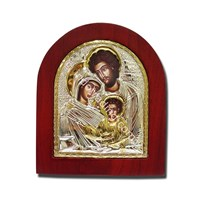 Holy Family Jesus Icon