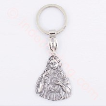 GK-18A Keychain Immaculate Heart Of Mary (Co)