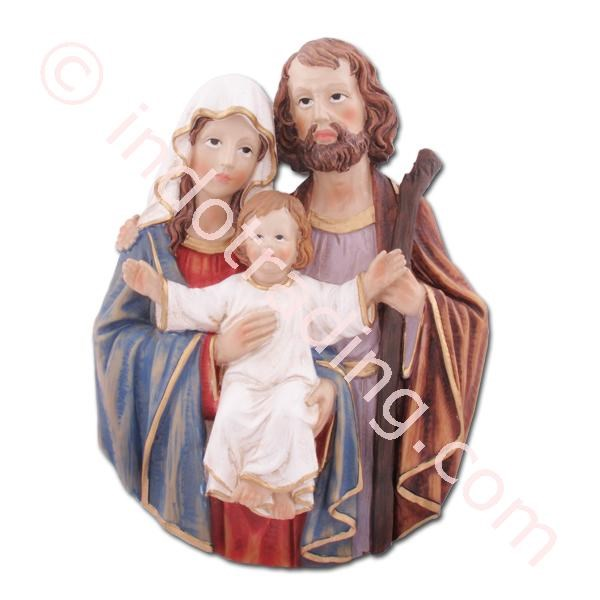 Holy Family Wall Display