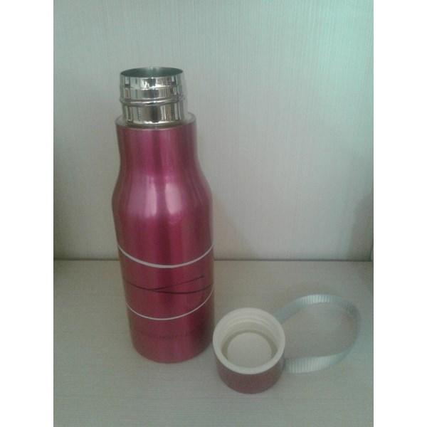 BM3  Botol Minum Stainless Steel PINK