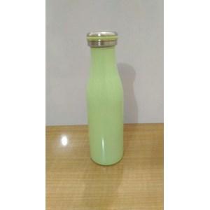 BM3  Botol Minum Stainless Steel - Hijau muda